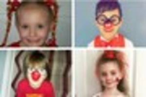 Fantastic pictures of Hull and East Yorkshire kids supporting Red...