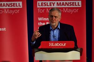 Jeremy Corbyn to ask government to 'cough up' for Bristol's Metro Rail