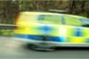 Police looking for driver following pursuit on Silverdale Road in...