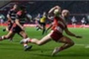 report: gloucester begin post-laurie fisher era with derby...