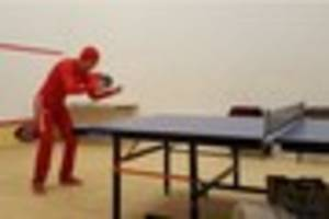 10-hour table tennisathon among red nose day events in devon