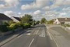 A schoolgirl has been taken to hospital after being hit by a car...