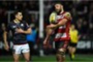 Gloucester star Jeremy Thrush answers questions from the fans