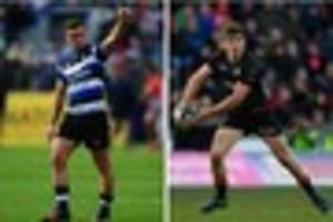 five key battles as bath rugby take on saracens in the aviva...
