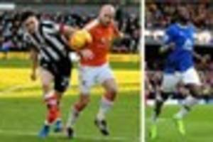 'Lukaku is absolutely flying at the minute' - Grimsby Town loanee...