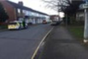 Police called to reports of man 'carrying bladed weapon'