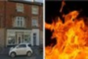 Fire at Attractions Hair Salon in Minehead late at night destroys...