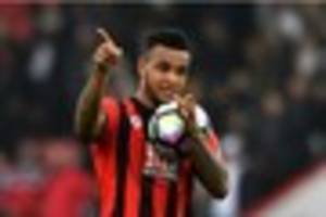 ex-manchester united youngster and bournemouth striker joshua...