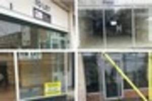 These are the 13 shops that remain empty in Harlow town centre
