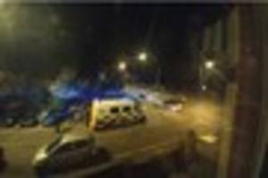 A man was arrested on suspicion of drink driving after a crash in...