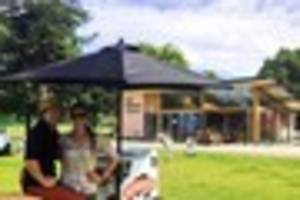 café in redhill park up for sale as owners are moving to...