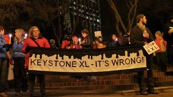 Reversing Obama, Trump Approves Construction Of Keystone XL Pipeline