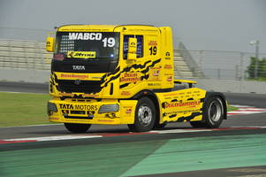 tata motors becomes futuready with the all new powerful 1000 bhp prima race truck