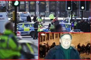 Dumfries minister caught up in London terror chaos at Westminster