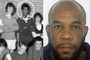 First picture of Westminster terrorist Khalid Masood as school pal reveals he 'liked to party'
