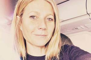 Gwyneth Paltrow offers advice on ANAL sex in her lifestyle blog Goop's sex issue