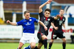 Queen of the South captain John Rankin calls on teammates to roll up their sleeves ahead of trip to Raith Rovers