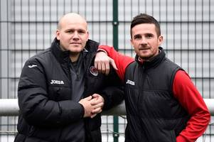 rangers role for barry ferguson would be perfect but don't expect him to be anyone's yes man says bob malcolm