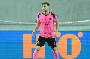 scotland defender russell martin says victory over slovenia on sunday would give the camp a huge boost