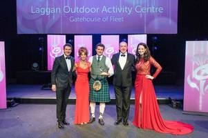 Success for two Stewartry tourism businesses at 2017 Scottish Thistle Awards