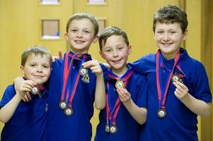 Swimming: Boys' Brigade youngsters claim medals at Battalion Gala
