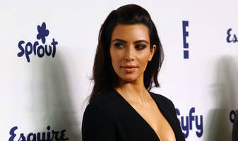 how kim kardashian thought hubby kanye west is a robber
