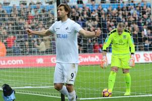 fernando llorente's goals have earned swansea city the most points this season... but how does his record compare with other premier league players?