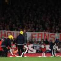 Arsenal and Bayern Munich fined by UEFA over fans' behaviour