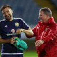 russell martin: scotland still dealing with disappointment of missing euros
