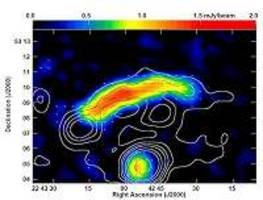 giant magnetic fields in the universe