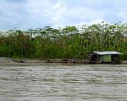 rooftop refugees plead for water in flooded peru city