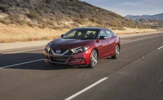 2017 nissan maxima in depth: a highly styled large-car bargain