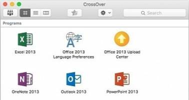 CrossOver 16.2 Supports Microsoft Outlook 2013, Improves Windows Compatibility