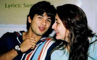 shahid kapoor gets back to a journalist when asked about his secret past with kareena