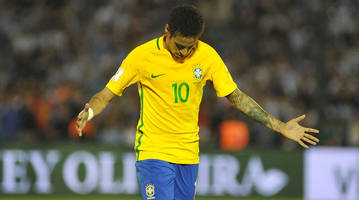 Watch: Neymar scores for Brazil with cheeky chip goal