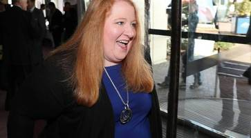Alliance Party conference: Naomi Long says decision to walk away from Executive 'not taken lightly'