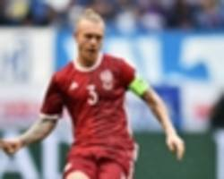 denmark must go to world cup 2018, says arsenal and chelsea target kjaer