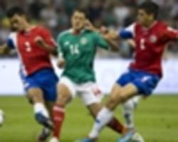 live: mexico vs. costa rica