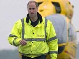 drone almost hits prince william's helicopter in near-miss