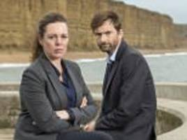 Who's the beast of Broadchurch? We haven't a cluedo!