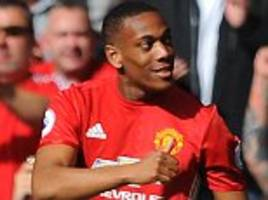 Anthony Martial is 'really keen to stay' at Man United
