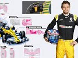 jolyon palmer guides sportsmail through f1's new changes