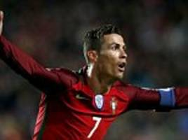 portugal 3-0 hungary: match report