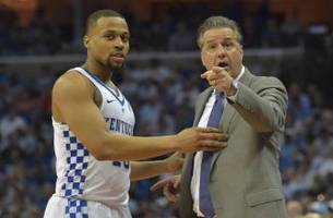 Kentucky dominates UCLA in second half to set up clash with North Carolina