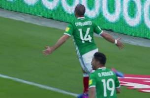 chicharito becomes mexico's joint all-time leading scorer | concacaf world cup qualifying