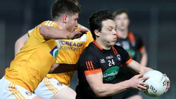 football league division three: armagh defeat saffrons to go top