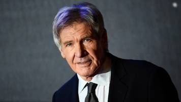 Harrison Ford: 'I'm the schmuck that landed on the taxiway'
