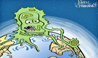 russophobia - symptom of us implosion