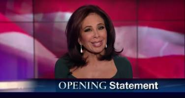 trump plugs fox's jeanine pirro in anticipation of 'stunning new details' over wiretapping