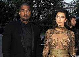kim kardashian and kanye west attend funeral for his nephew